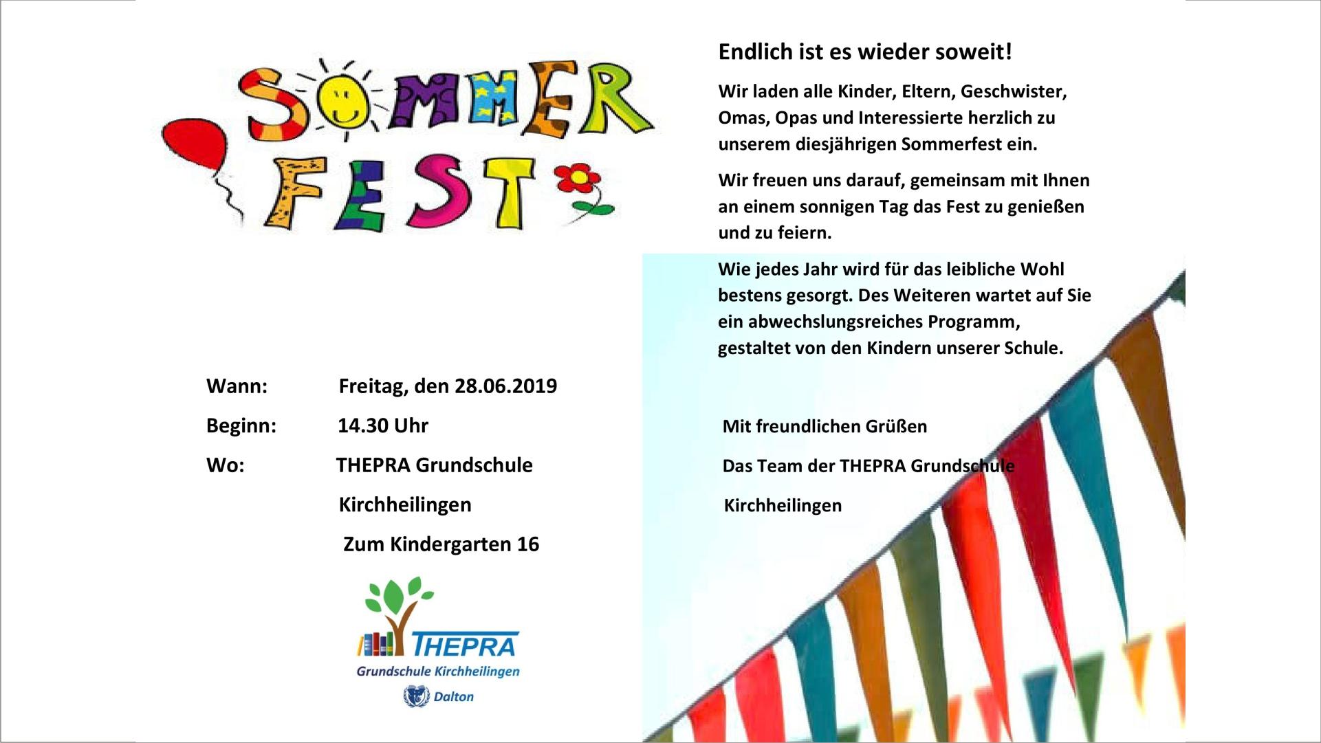 Sommerfest_Thepra